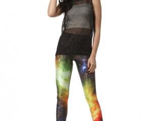 Shining Galaxy Leggings pants 2013