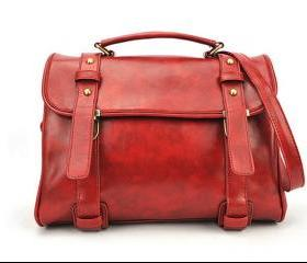 Womens Bags Vintage Satchel Fashion Messenger Handbags Shoulder Baguette Totes