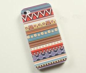 Bohemia Stripe iPhone 4 Case