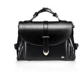 Black Vintage Cute Fashion Messenger bag Handbag