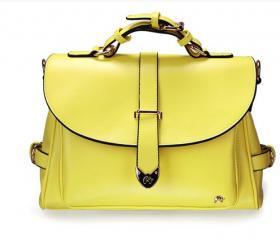 Yellow Vintage Cute Fashion Messenger bag Handbag
